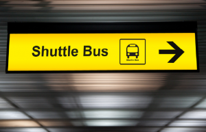 Shuttle Bus is another popular mode of transport