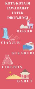 Kota-kota di Jawa Barat Untuk Dikunjungi redBus
