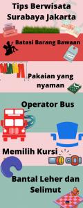 bus Jakarta Surabaya