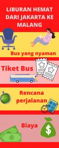 Bus Jakarta Malang