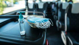 redBus menjaga kebersihan penumpang