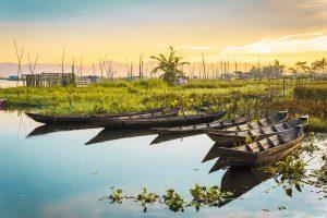 Pening Lake, Semarang