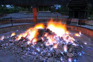 Ada api yang gak bisa padam di bojonegoro img