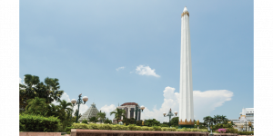 Tugu Pahlawan, Indonesia