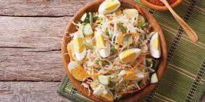Gado-Gado, Indonesian salad