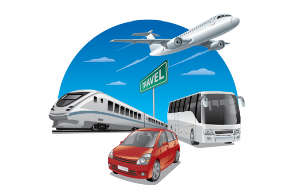 Travel Transport Vectors