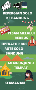 Bus solo Bandung