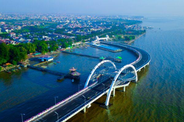Jembatan Surabaya Salah Satu Jembatan Terkenal di Surabaya