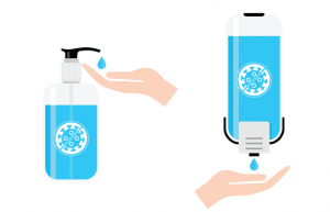 Hand sanitizers 2